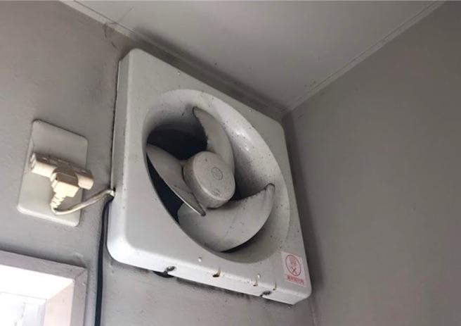 換気扇 風呂 掃除 場