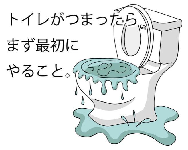 た ない 時 詰まっ トイレ スッポン